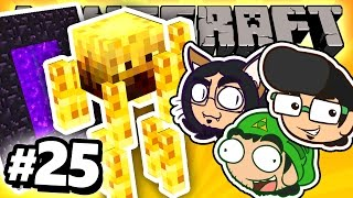🏠 VISITANDO O INFERNO | Minecraft #25
