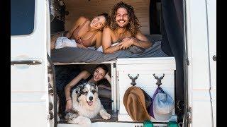 3 People 1 Dog 1 Sprinter Van | Birthday Adventure | VAN LIFE in Colombia