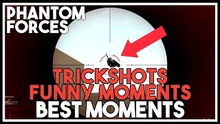 MIGLIORE PHANTOM FORCES MOMENTI (Funny & Epic Moments) Roblox