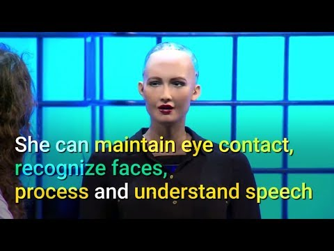 Humans Robot 2017