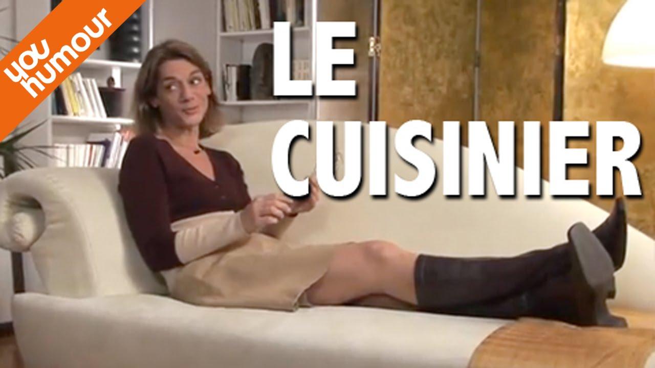 Victoire chez le psy le cuisinier youtube for Chez le psy