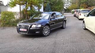 Замена масла Audi A8 4.2 TDI Quattro