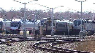 Bay Head Train Station NJ