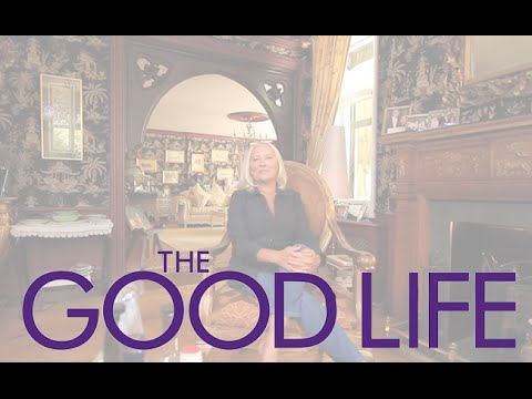 Martina Cole talks about location in her new novel  THE GOOD LIFE and her other books