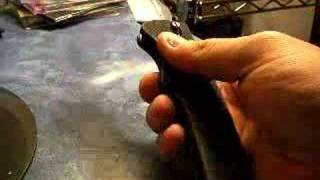 Coltello Cold Steel Recon 1 Tanto Military Fighter Knife