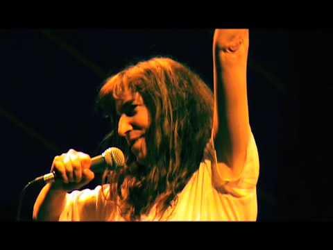 Patti Smith  Gloria  at the Latitude Festival