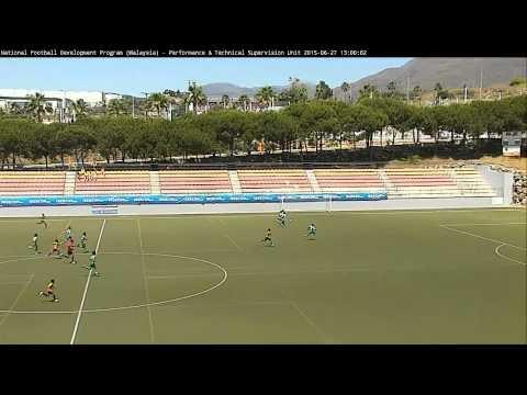 Match Highlights: Malaysia U13 2-1 Sporting CP U13