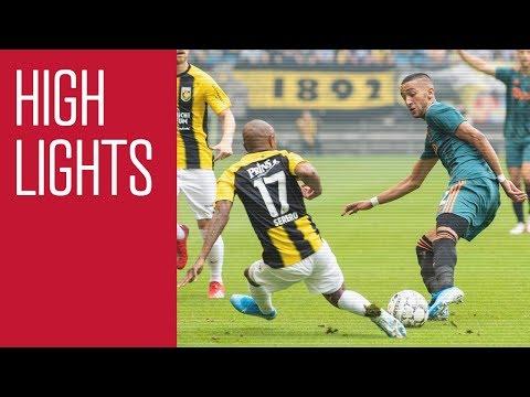 Highlights Vitesse - Ajax