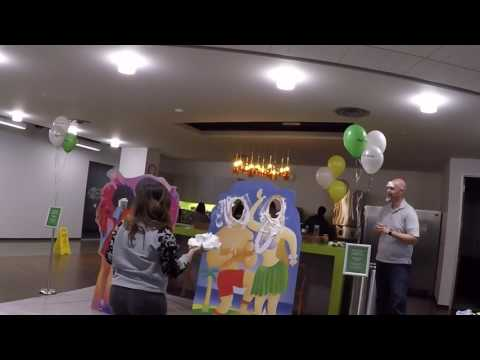 "GoDaddy ""Pie in the Face"" Day  2017"