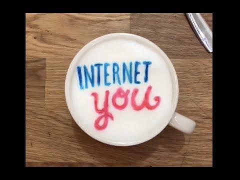 Brynn Elliott - Internet You (Lyric Video)