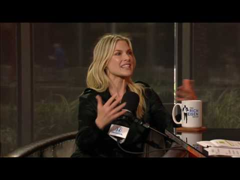 "Actress Ali Larter of FOX's ""Pitch"" Joins The Rich Eisen Show in Studio - 11/16/16"