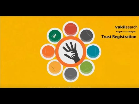How to do Trust Registration