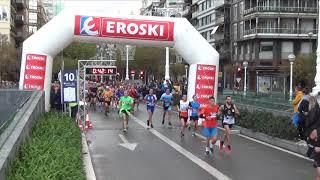 zurich Maratón Donostia/San Sebastián - Paso km 10