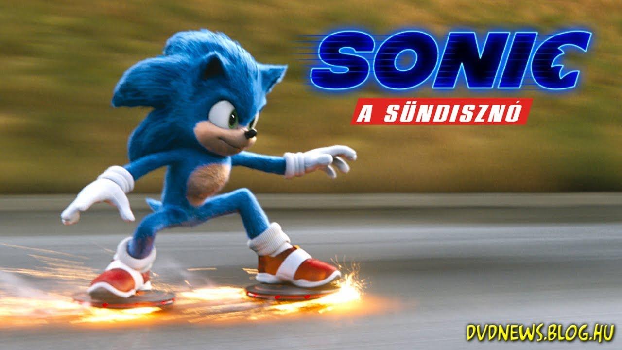 Sonic A Sundiszno Sonic The Hedgehog Szinkronizalt Elozetes 2 Youtube