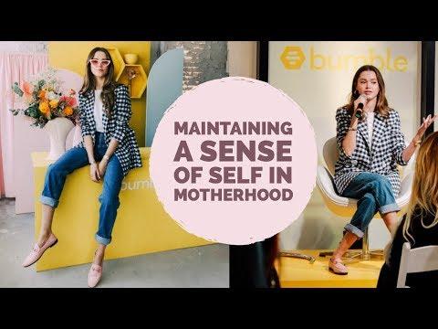Maintaining a Sense of Self in Motherhood | #GRLTalk