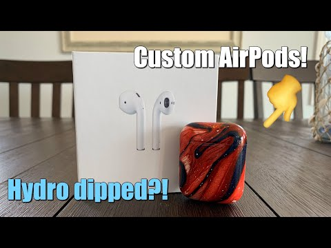 hydro-dipping-airpods?!-making-amazing-custom-airpods!