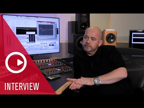 Mastering Engineer Busy Buehren Talks About WaveLab | Interview