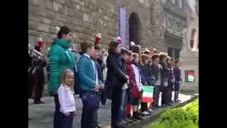 IL CANTO DEGLI ITALIANI - Fanfara Scuola Marescialli e Brigadieri Carabinieri di Firenze