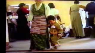 Tibetan Wedding Sherpa Gompa 1995 Boudha Nepal