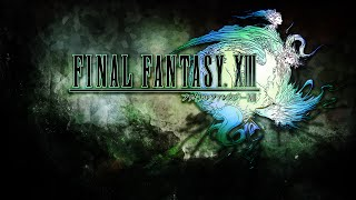Final Fantasy XIII Wallpaper Speedpaint
