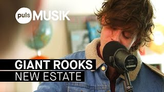 Giant Rooks - New Estate (PULS Live Session)