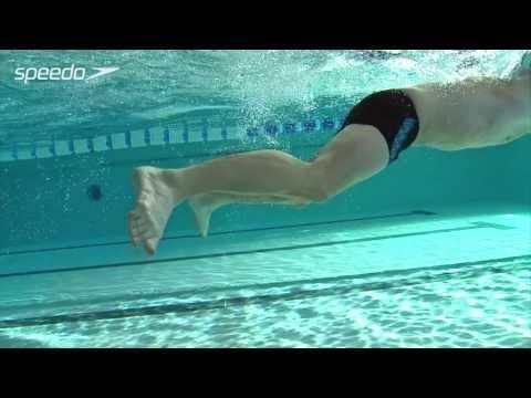 Breaststroke Swimming Technique Kick- Speedo