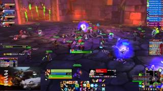 De Profundis vs Noth the Plaguebringer World Of Warcraft(VanillaGaming)