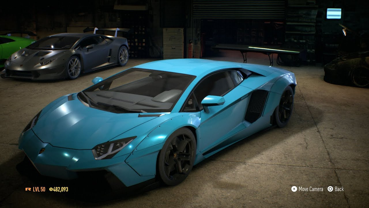 need for speed 2016 lamborghini aventador 237 mph top. Black Bedroom Furniture Sets. Home Design Ideas