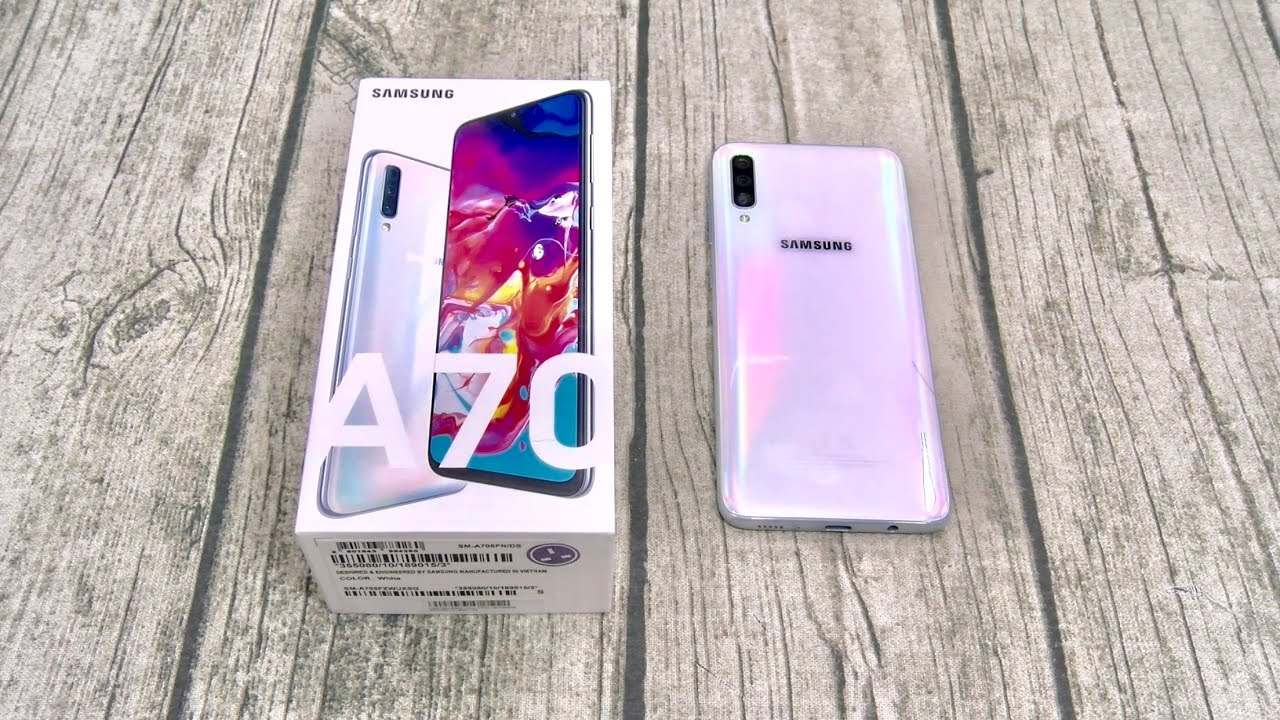"""Download Samsung A70 """"Real Review"""""""