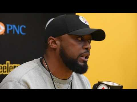 Steelers coach Mike Tomlin addresses Joey Porter