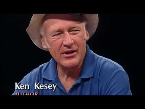 """Ken Kesey interview on """"One Flew Over the Cuckoo's Nest"""" (1992)"""
