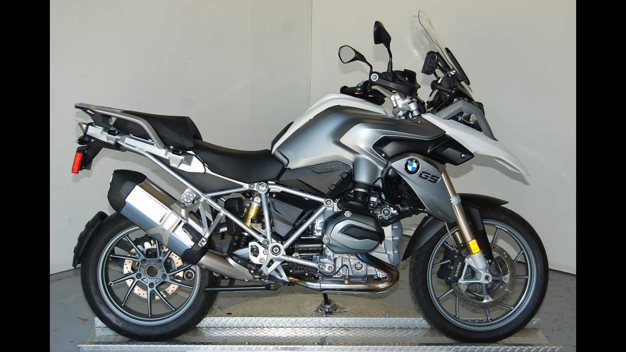 2013 bmw r 1200 gs in alpine white quick look listen youtube. Black Bedroom Furniture Sets. Home Design Ideas