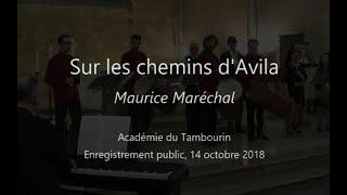 2018 10 14 Sur les chemins d'Avila