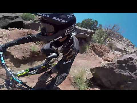 Tyler McCaul and Ethan Nell ride legendary King Kong Trail | Virgin, UT