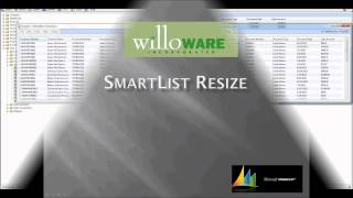 WilloWare Smartlist Tools for Microsoft Dynamics GP