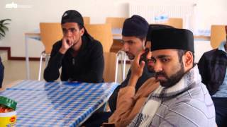 Documantion of Jamia Ahmadiyya  Muslim Jamaat Germany - Jalsa Salana Germany 2013