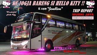 "Gambar cover LARI MALAM BARENG STJ ERLANGGA !!  | Trip Report Murni Jaya E 159 ""Jemblem"" |  P Ungu - Jogja"