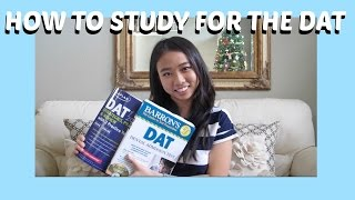 How to Study for the Dental Admissions Test || Brittany Goes to Dental School
