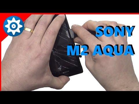 Troca de Touch | SONY XPERIA M2 AQUA | Screen Replacement
