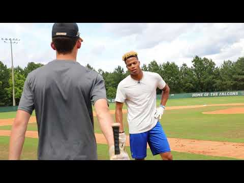 Jordyn Adams - Day In The Life Before MLB Draft