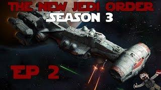 Star Wars Empire at War - The New jedi Order 0.7 (New Republic) Ep 2