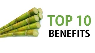 Top 10 Benefits of Sugarcane  | HEALTH TIPS | HEALTH BENEFITS | QUICKRECIPES