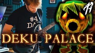Zelda: Majora's Mask - DEKU PALACE || Metal Cover by RichaadEB