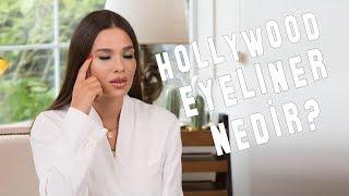 Hollywood Eyeliner Tekniği