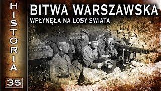 Bitwa Warszawska - Polacy wpłynęli na losy świata - historia