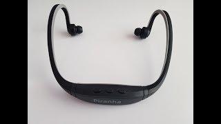 A101'de 29.95 TL'ye Satılan Piranha 2276 Spor Bluetooth Kulaklık İncelemesi
