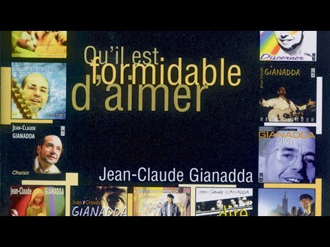 Jean-Claude Gianadda - Je viens vers toi les mains ouvertes