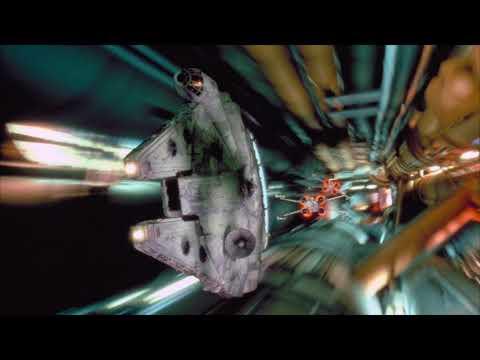 """ThatPieceOfJunk"" Falcon  - Return of the Jedi - The Battle of Endor Ⅲ -"