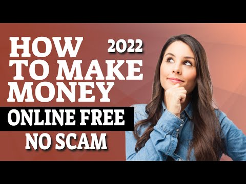 How To Make Money From Home Online For Free 2019 No Scams
