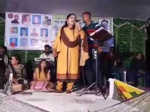 সোনার পিঞ্জিরা আমার | sunar o pinjira amar | ফকির আরকুম শাহ | Singer Aklima | Baul Song thumbnail